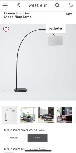 Floor Lamp for Sale in Sherwood, OR