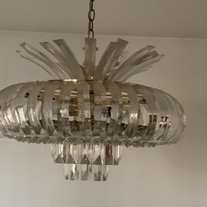 Acrylic Chandelier for Sale in Queens, NY