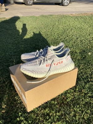 Blue tint yeezys for Sale in Fresno, CA