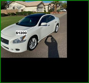 Price$1200 Nissan Maxima for Sale in Cincinnati, OH