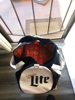 Miller Light Duffle Bag for Sale in Compton, CA