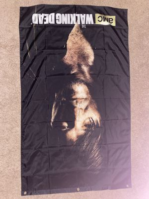 The Walking Dead Cloth Banners for Sale in Williamsport, PA