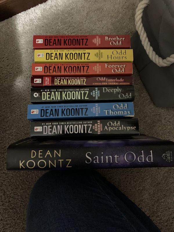 Dean Koontz - Odd Thomas Novels