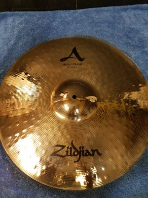 "Zildjian 19"" A custom heavy crash for Sale in Salt Lake City, UT"