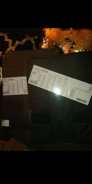 IKEA hanger closet shleves brand new black for Sale in Dover, FL