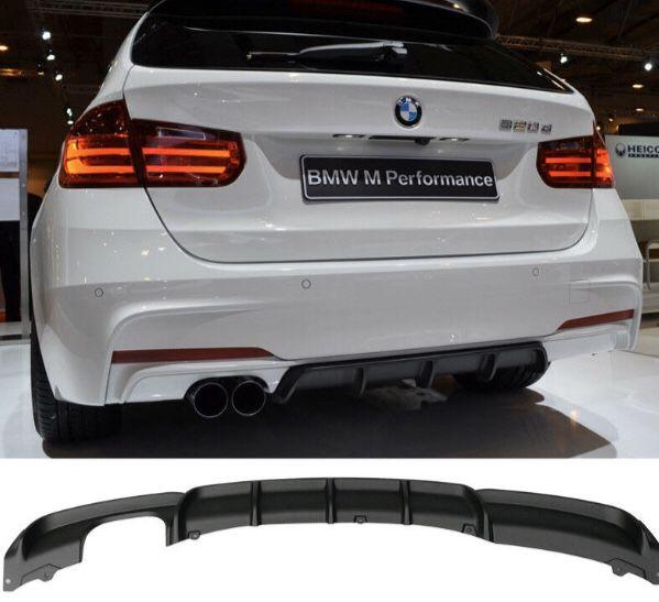BMW REAR BUMPER LIP