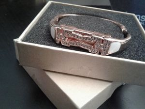 For Fitbit Flex 2 Metal Band Replacement Bracelet for Sale in Columbus, OH