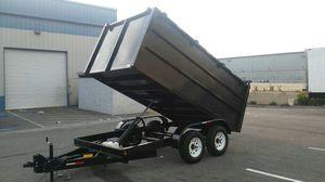 Dump trailer traila for Sale in Los Angeles, CA