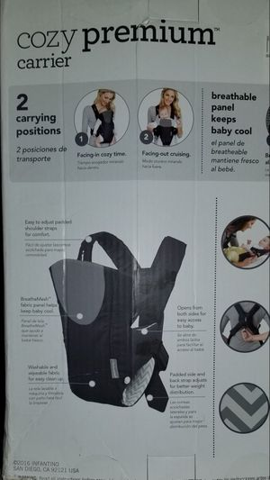 """Infantino"" baby infant carrier for Sale in Houston, TX"