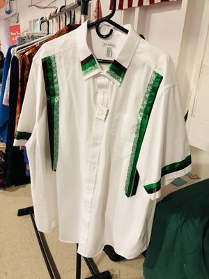 caa1507c652 Native ribbon shirt size 3x for Sale in Arvada