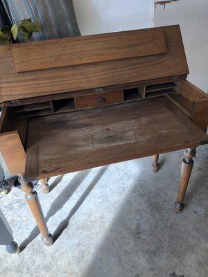 Antique secretary/writing desk for Sale in Oregon City, OR