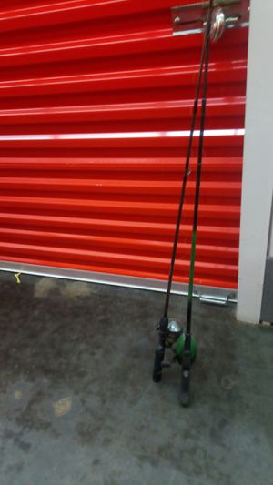 2 fishing rods for Sale in Maitland, FL