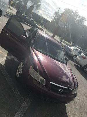Hyundai Sonata 08 for Sale in St. Petersburg, FL