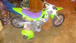 Kids power motorcycle for Sale in Fort Washington, MD
