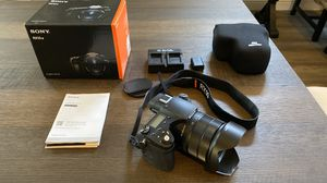 Sony RX 10 IV with 25x Optical Zoom for Sale in Rancho Santa Margarita, CA