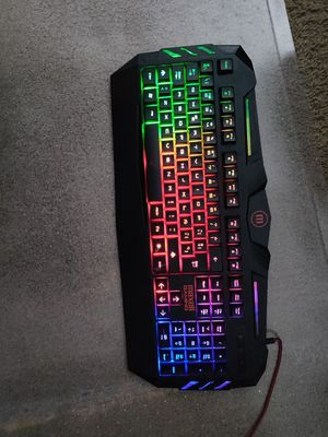 Gaming keyboard (spanish) for Sale in Weston, FL