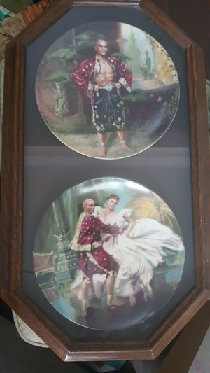 King and I/Plates for Sale in Los Angeles, CA