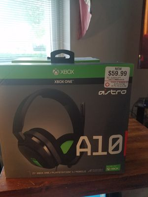 XBox/Playstation Headsets w/Mic for Sale in Lexington, KY