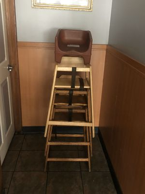 restaurant booster chairs for Sale in Dearborn, MI