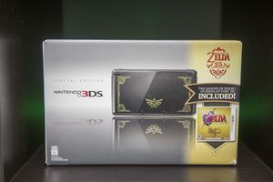 Legend of Zelda 25th Anniversary Nintendo 3DS bundle for Sale in Atlanta, GA