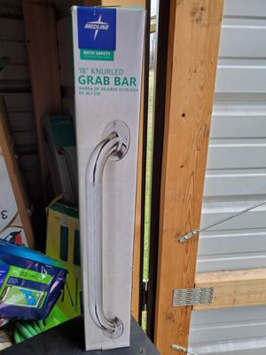 NEW NEVER OPENED GRAB BAR METAL ALL HARDWARE for Sale in Little Rock, AR