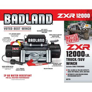 Badland winch 12000 lbs for Sale in West Valley City, UT