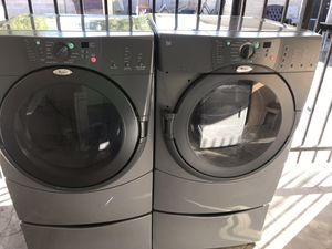 Whirlpool duet washer and dryer for Sale in Las Vegas, NV