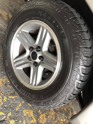 Jeep Cherokee wheels for Sale in Silver Spring, MD