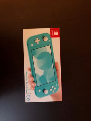 Brand New Nintendo Switch Lite for Sale in Seattle, WA