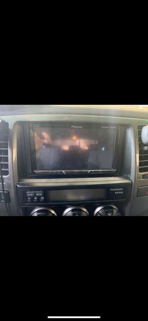 Pioneer Electroninc Touch Screen Media Receiver with Apple CarPlay for Sale in San Diego, CA