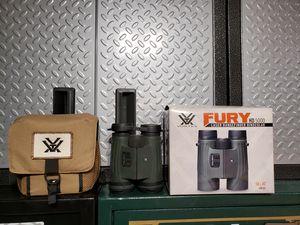 Vortex fury hd 5000 range finding binoculars for Sale in Clayton, CA