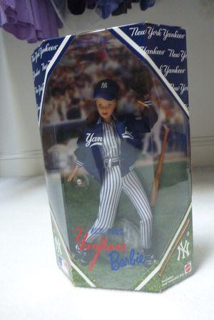 Yankees Barbie for Sale in Falls Church, VA