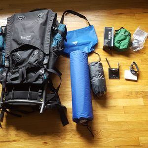 Backpacking equipment for Sale in Gresham, OR