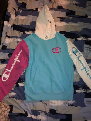 Champion Reverse Weave Colorblock Sweatsuit for Sale in Auburn, WA
