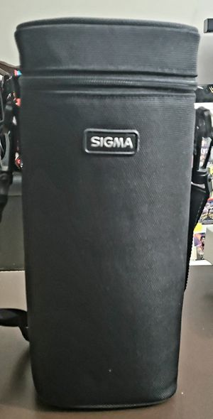 Sigma 170-500mm f/5-6.3 DG RF APO Lens for Canon SLR for Sale in East Providence, RI