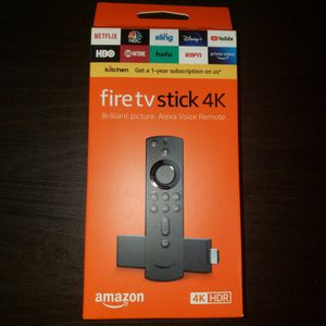 📺FULLY MODIFIED📺🔥 FIRE STICK ALEXA VOICE REMOTE for Sale in Philadelphia, PA