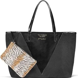 Victoria's secret tote bag & matching wristlet for Sale in Reedley, CA