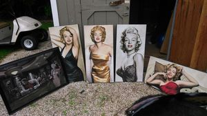 Marilyn Monroe pictures for Sale in Charlotte, NC