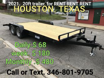 Renta Trailas for Sale in Houston,  TX