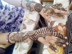 Henna tattoo for Sale in Kearny, NJ