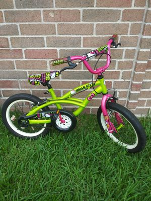 """""""Hello Kitty"""" Girls BMX Bike (50.00) This Weekend for Sale in Houston, TX"""