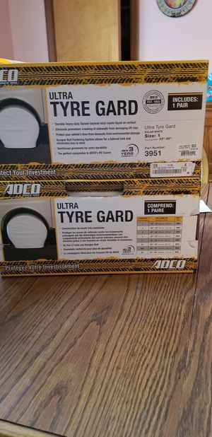 RV tire covers for Sale in Bethlehem, PA