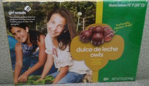 5 Boxes of Delicious Dulce De Leche Owls Chocolates for Sale in Beverly Hills, CA