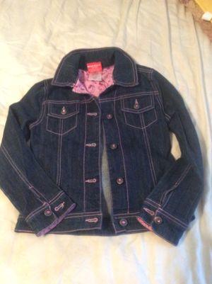 Hello kitty jean jacket size 6X $10 for Sale in Chesapeake, VA
