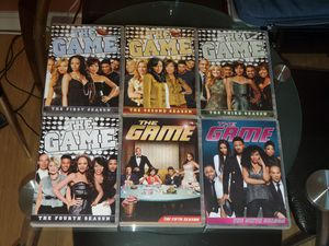 The Game Series DVD 1-6 for Sale in New York, NY