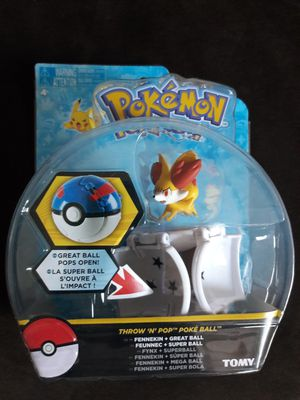 POKEMON THROW N POP POKE BALL for Sale in Baldwin Park, CA