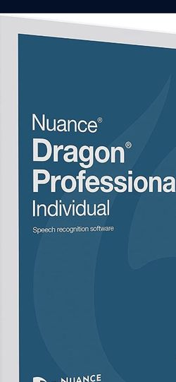 Nuance Dragon Professional Individual 15 for Sale in Los Angeles,  CA