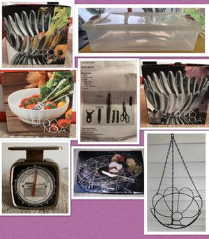 Kitchen items for Sale in Burlington, NC