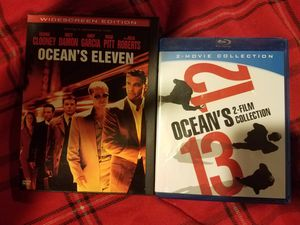 Oceans 11, 12 and 13 for Sale in Providence, RI