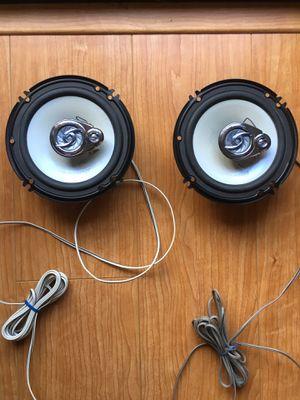 2 Pioneer Speakers 3 way, Size 6.5 for Sale in East Los Angeles, CA